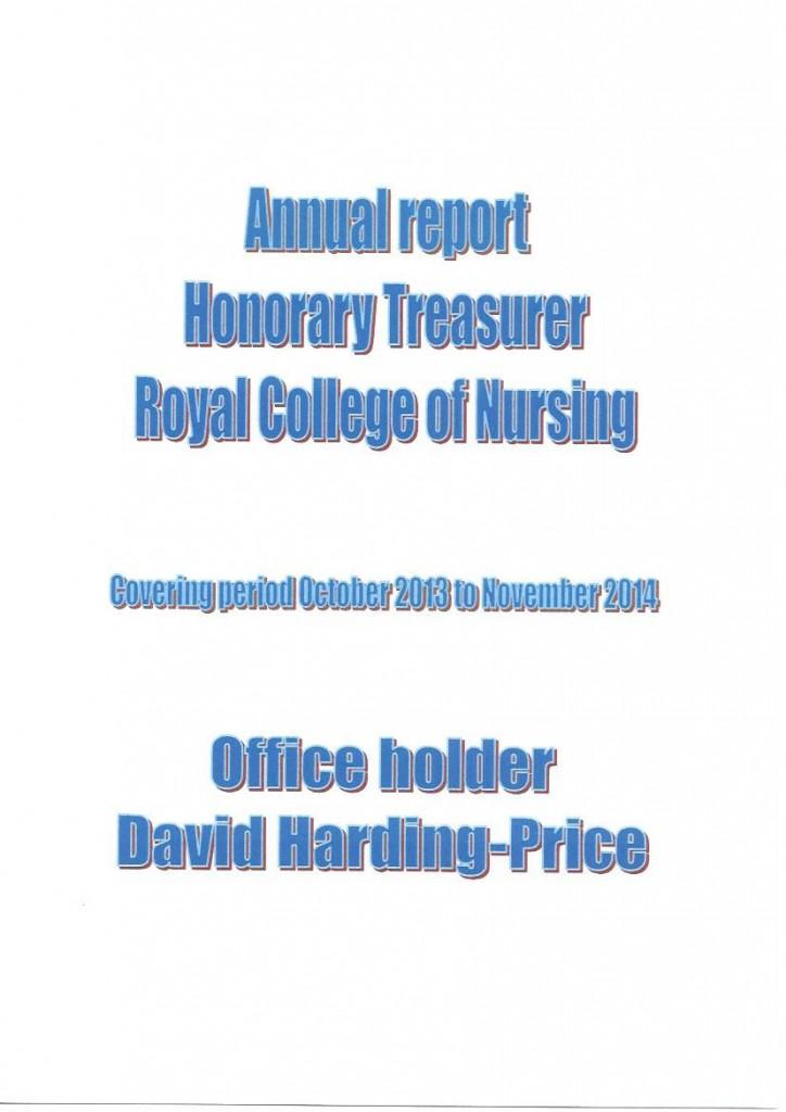 Hon Treasurer 2013-14 (1)